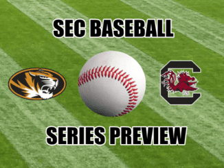 South Carolina-Missouri baseball series preview