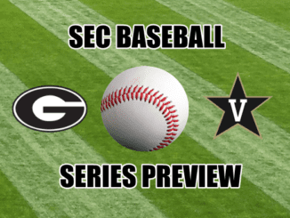 Georgia baseball series preview