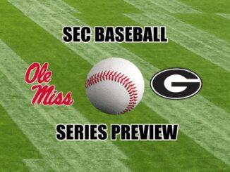 Georgia-Ole Miss baseball series preview