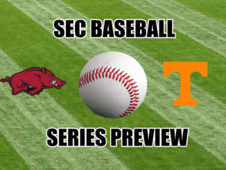 SEC baseball series preview-Tennessee-Arkansas