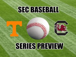 South Carolina-Tennesseee baseball series preview