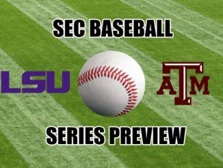Texas A&M-LSU baseball series preview