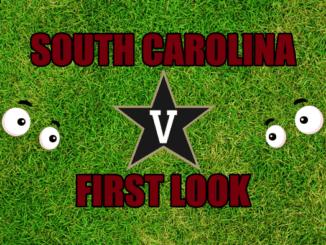 South Carolina First-look Vanderbilt