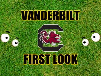 Vanderbilt First look South Carolina
